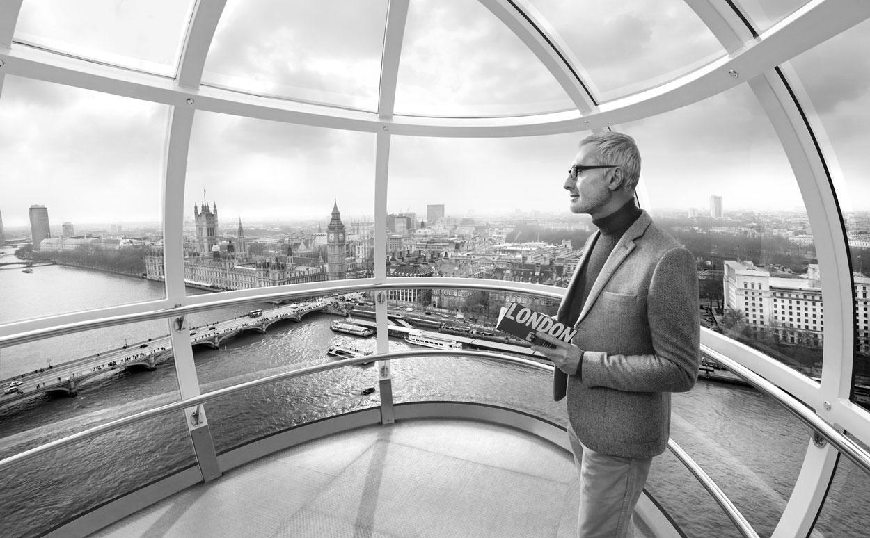 Gleitsichtbrille in London